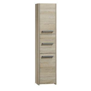 Shoptop Koupelnová skříňka S43 světlý dub