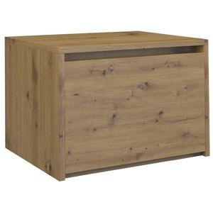 Shoptop Noční stolek KARO M1 dub artisan