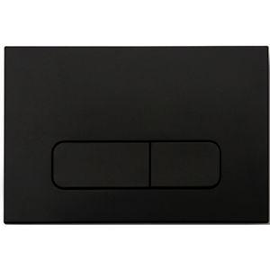 WC tlačítko k nádržce Mexen Felix 02 černé