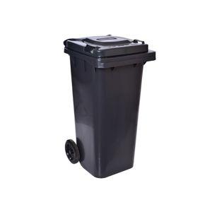TZB Popelnice na odpady 120L- černá