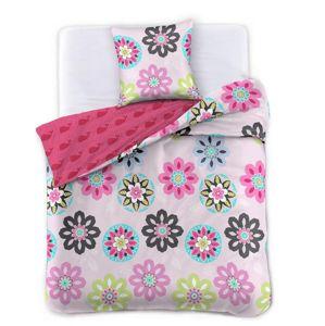Povlečení z bavlny DecoKing Dowie růžové