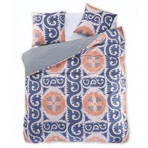 Bavlněné povlečení DecoKing Diamond Marocco + 2 povlaky na polštáře