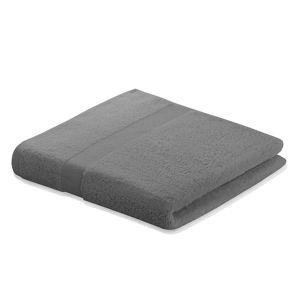 Bavlněný ručník DecoKing Marina stříbrný