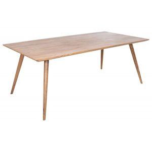 Hector Jídelní stůl Michi 200 x 100 cm hnědý
