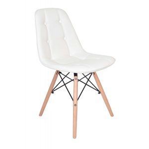 TZB Jídelní židle  Lyon - bílá