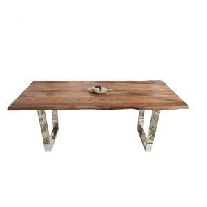 Hector Jídelní stůl Ortin 180x88 cm hnědý