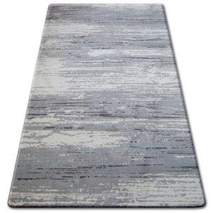 3kraft Kusový koberec AKRYLOVÝ PATARA 0267 Krémový/Tyrkysový