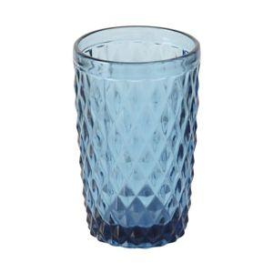 DekorStyle Sklenice AURORA modrá
