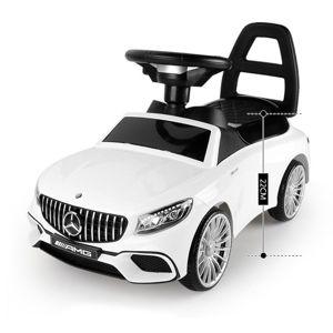 MULTISTORE Dětské odrážedlo Mercedes AMG bílé